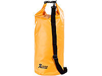 Xcase Wasserdichter Packsack 25 Liter, orange