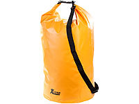Xcase Wasserdichter Packsack 70 Liter, orange