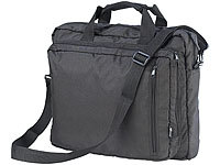 "Xcase Ultraflexible 3in1-Reisetasche für Notebooks bis 17"" WideScreen"